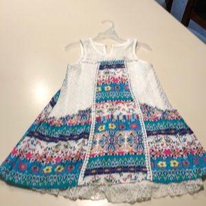Zunie size 6x dress